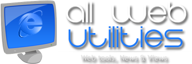 All Web Utilities