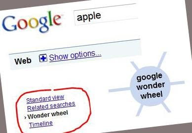 what-is-google-wonder-wheel
