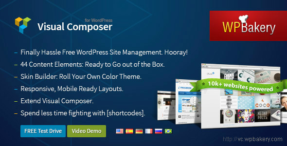 Visually Create Drag and Drop Beautiful WordPress Landing-Home Pages
